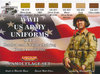 Tarnfarben Set LifeColor CS17 WWII US ARMY UNIFORMS SET1 Class A uniforms