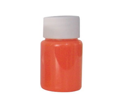 Airbrush Fluoreszenz Tattoo Farbe Fengda orange 40 ml