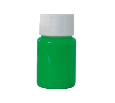 Airbrush Fluoreszenz Tattoo Farbe Fengda green 40 ml