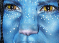 Gesichtsbemalung Set /  Facepainting set 13 - Avatar