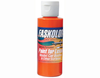 Farbe FASKOLOR Orange