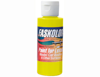 Farbe FASKOLOR Yellow
