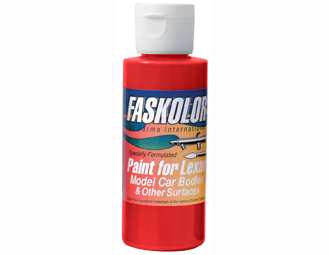 Farbe FASKOLOR Red