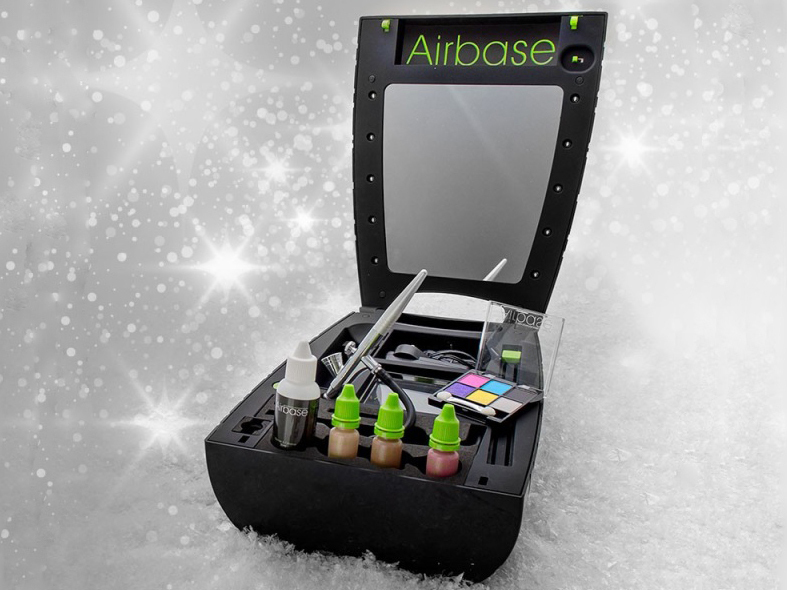 Airbase High Definition Home Use Airbrush Make-Up System