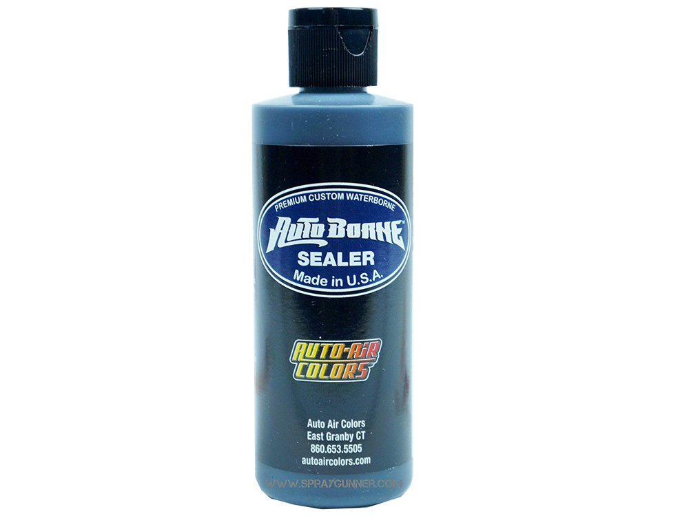 AutoBorne 6002 Sealer Black 120ml