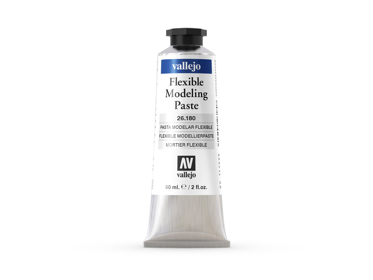 Vallejo 26180 Flexible Modelling Paste (60ml)