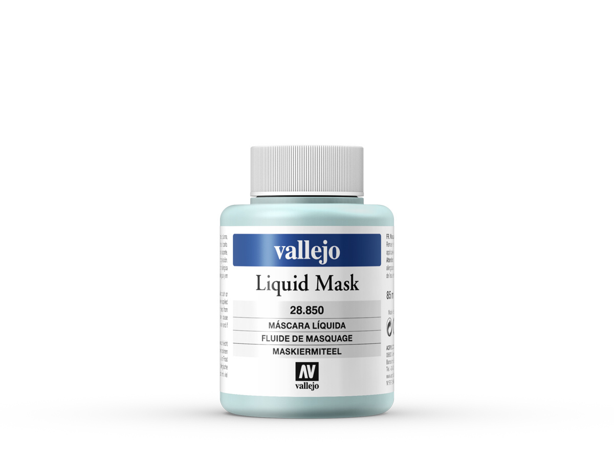 Vallejo 28850 Liquid Masking Fluid (85ml)