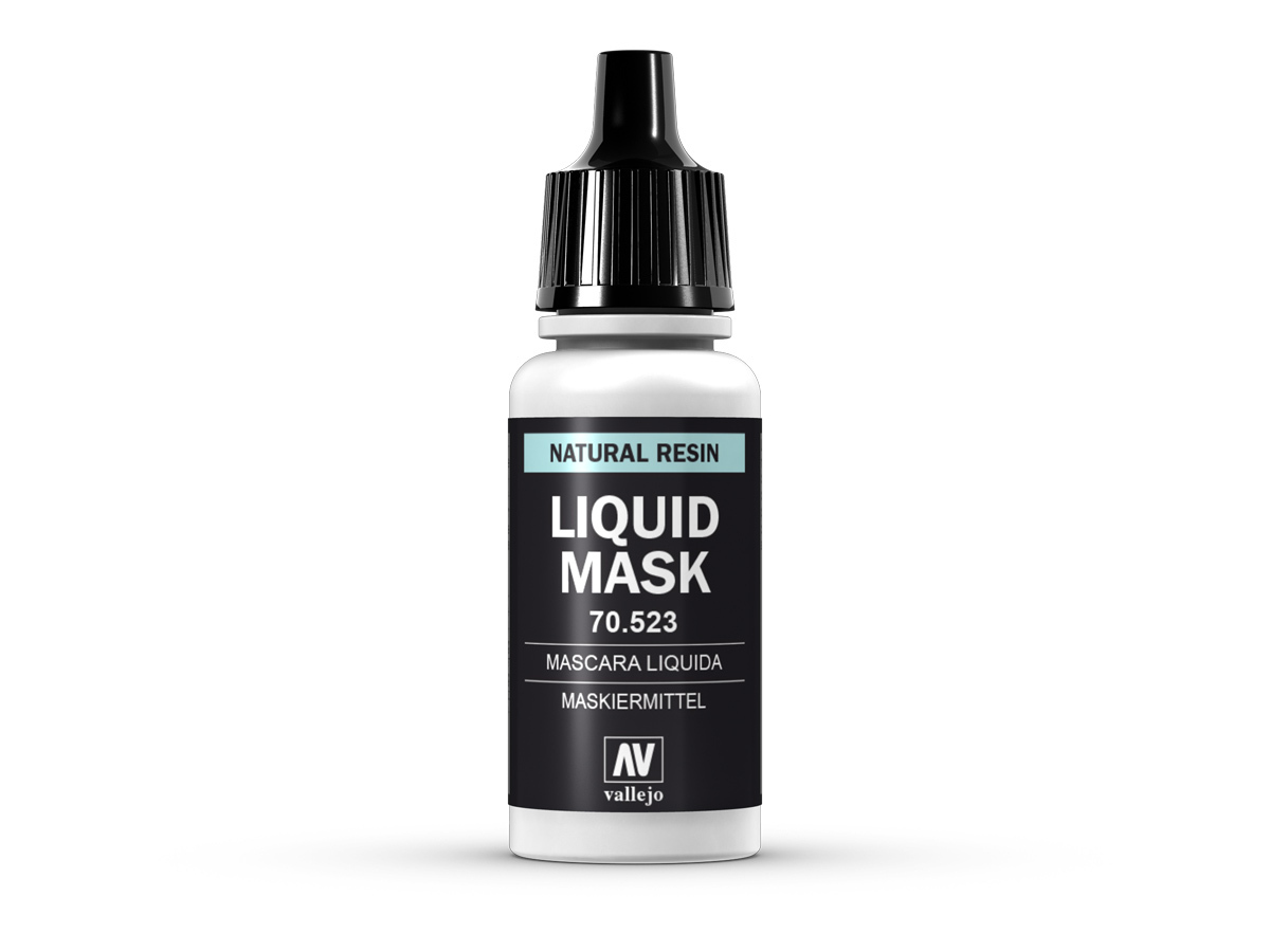 Vallejo 70523 Liquid Masking Fluid (17ml)