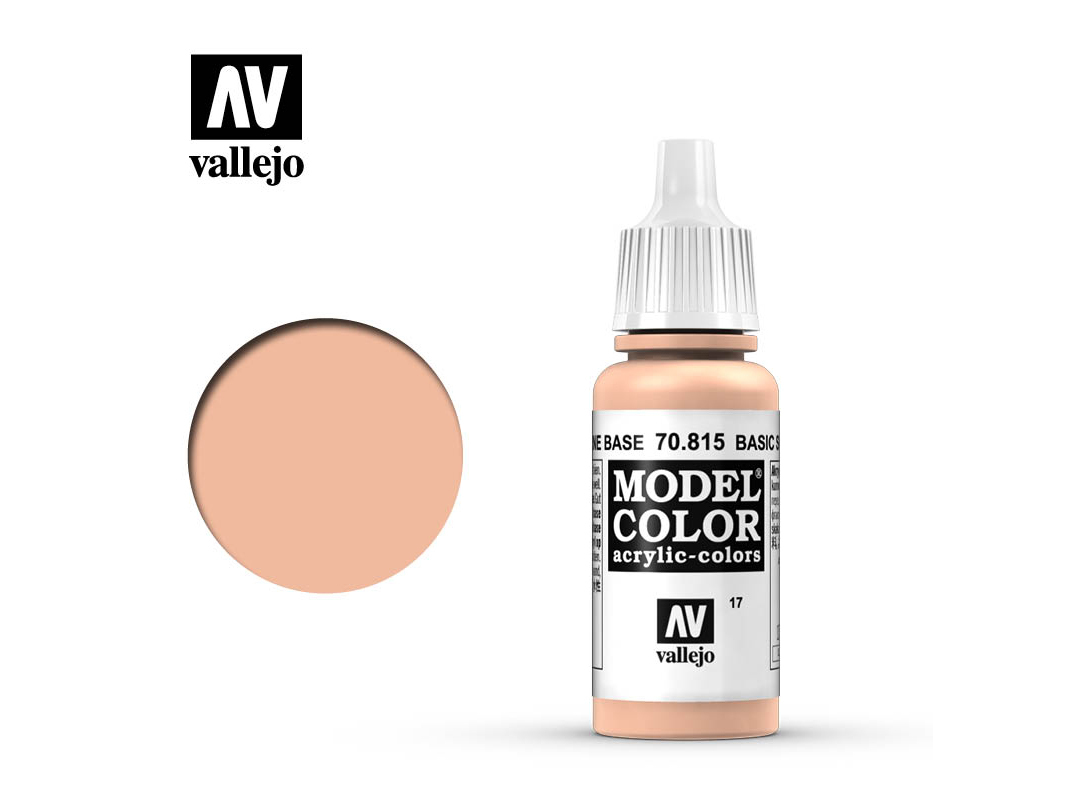 Farbe Vallejo Model Color 70815 Basic Skintone (17ml)