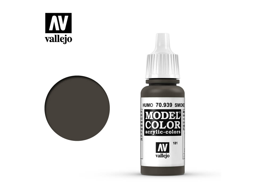 Farbe Vallejo Model Color 70939 Smoke (17ml)
