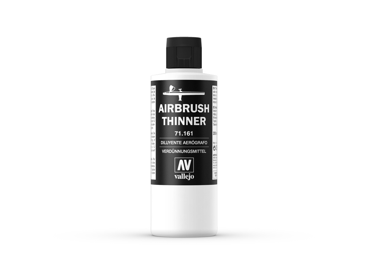 Vallejo 71161 Airbrush Thinner (200ml)