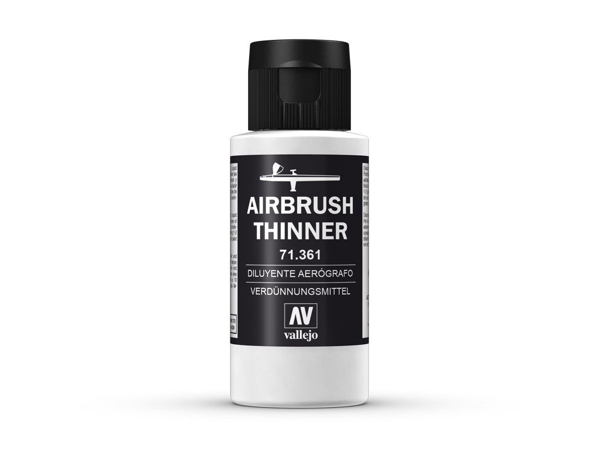 Vallejo 71361 Airbrush Thinner (60ml)