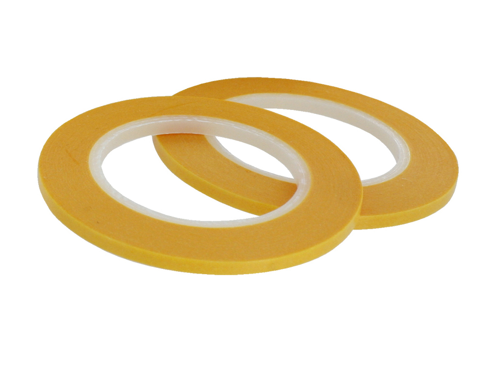 Vallejo T07004 Precision Masking Tape 3mmx18m - Twin Pack