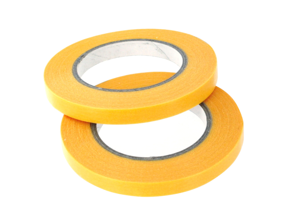 Vallejo T07005 Precision Masking Tape 6mmx18m - Twin Pack