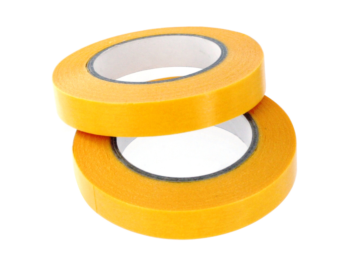 Vallejo T07006 Precision Masking Tape 10mmx18m - Twin Pack