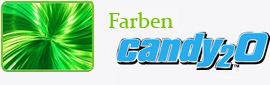 Airbrush Farben Candy 2-0