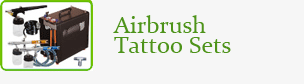 Airbrush Tattoo Sets